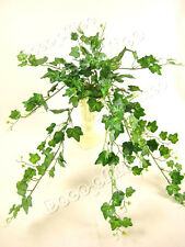 Potted 36cm Green Ivy Trailing Artificial Plant