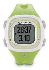 Reloj Deportivo Garmin Forerunner 10 Gps/para correr, Pequeño Nuevo Verde/Gris 010-01039-04