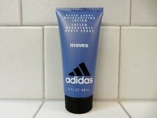 ADIDAS MOVES AFTER SPORT MOISTURIZING LOTION 3 OZ TUBE