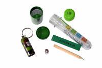 4x Geocaching Behälter Versteck Nano Filmdosen, Petling, MICNO´s (MICro naNO)