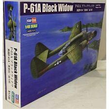 Articoli di modellismo statico aerei militanti neri Scala 1:48