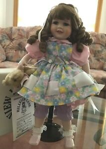 """Vintage Hillview Lane limited edition collection doll 19"""""""