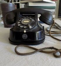 Téléphone vintage RTT pour collectionneur ou déco