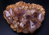 3932g New Find Natural Amethyst Skeletal Crystal Quartz Mineral Specimen