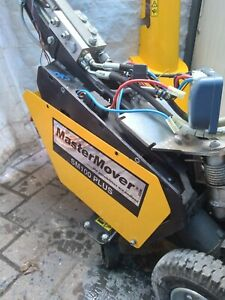 Master Mover  SM100 PLUS ELECTRIC TOW TUG - Includes Charger Spares or Repairs