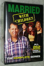 Married... with Children: The Complete Series - 21 DVD Box Set - NEW & SEALED