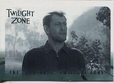 Twilight Zone Series 4 S&S Quotable Twilight Zone Chase Card Q3