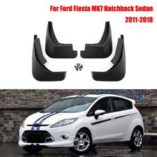 Splash Guards Mud Flaps For Ford Fiesta MK7 Hatchback Sedan Set 2011-2018