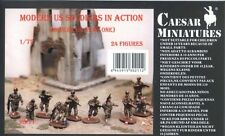 Caesar Miniatures - Modern US Soldiers in Action (modern US army one) - 1:72
