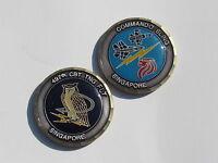 USAF 497th CST TNG FLT Combat Training Flight Challenge Coin