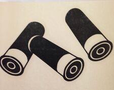 Shot Gun Shells Trap, Skeet Black Window Graphics