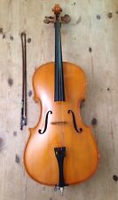 Andreas Zeller 3/4 Cello with Bow - Made in Romania for Stentor