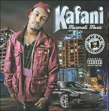 Maserati Music * by Kafani/Mac Dre (CD, Apr-2010, Thizz Entertainment) NEW