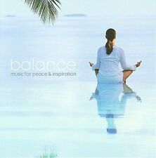 Balance: Music for Peace & Inspiration * by Tomas Hamilton (CD) Free Ship #IJ81