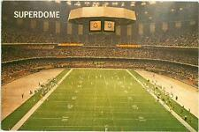 Postcard New Orleans Superdome GLR-C-495 Industrial Photography