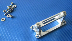 CNC Aluminum Servo Tray Stand Mount for Standard Size Servo for RC Boat