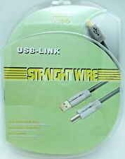 Straightwire USB-Link Audiophile Grade Digital USB Cable 1.5 Meter
