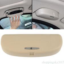 Kits-For BMW E60 E61 E82 E90 E91 E92 Sunglasses Holder Tray Storage Box Beige-FU