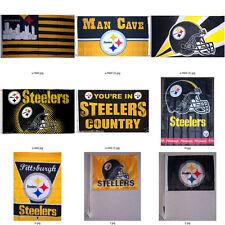 Pittsburgh Steelers NFL licensed flag USA seller