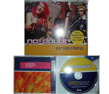No Doubt Ex-Girlfriend UK single CD Gwen Stefani LAST CHANCE!!