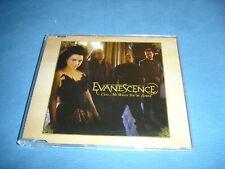Evanescence - Call me when you're sober - CD Single