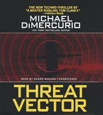 Threat Vector by Michael DiMercurio (2013, CD, Unabridged)