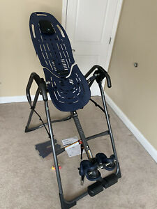 Teeter Hang UPS EP-560 Inversion Table With Back Pain Relief Kit
