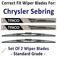 WINTER Wiper Blades 2-Pk Premium 35180x2 fit 2006-2011 Chevy Chevrolet HHR