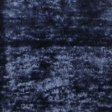 Colefax & Fowler Antique Soft Velvet Uphol Fabric- Keats / Blue 3.10 yd F3914/12