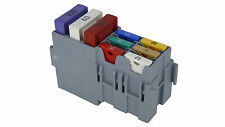 MTA Fuse holder for 3x Maxival and 6x Unival Fuses with terminals