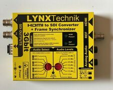 LYNX Yellobrik CHD 1812-1 HDMI to SDI Converter with Frame Synchronizer