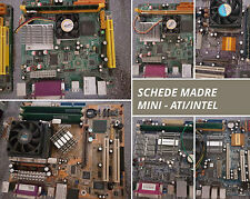 LOTTO / STOCK 5 SCHEDE MADRI PC VARIE