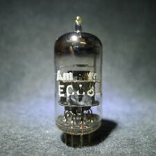 Pinched Waist Amperex ECC88/6DJ8 Tube D-Getter 1957 Holland Super RARE Strong
