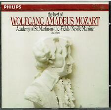 INGVAR WIXELL, WLADIMIRO - Best Of W.A. Mozart - CD - Excellent West Germany