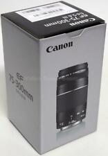 Canon EF  75-300mm F/4.0-5.6 II III EF Lens  New never used!