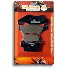 Yamaha F+R Brake Pads WR 250 F (4T) (03-13) WR 250 R/X (08-13) WR 450 F (03-10)