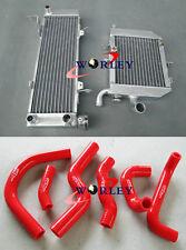 GPI Aluminum Radiator and Silicone Hose for Honda Rvf400 Nc35 or Nc30 Vfr400