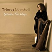 TRIONA MARSHALL-BETWEEN TWO WAYS-IMPORT CD WITH JAPAN OBI F56