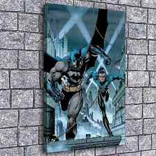 2834-Batman Hush Jim Lee Paintings HD Print on Canvas Home Decor Wall Art Poster