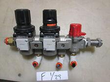 Used 2 Smc Ar30-N03H-2, 1 Smc Yh30-N03-2, Make Offer!