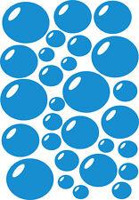 Planche stickers Bulles - PL016