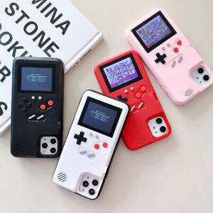 Retro Nintendo Gameboy Blokus Console Case For iPhone 11 Pro MAX XR X XS 78 Plus