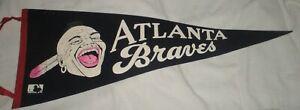 Atlanta Braves Full Size Pennant **Vintage 1969**