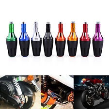 Motorcycle Frame Sliders Falling Protectors Anti Crash Caps Aluminum Alloy New