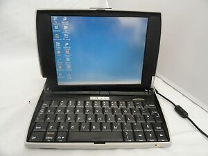 PSION Teklogix NetBook Pro with Left Hinge Defect
