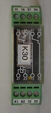 Phoenix Contact Relaismodul (24VDC Spule / 250VAC schaltbar / 2Wechsler) (2.080)