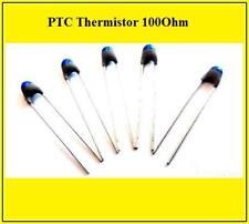 PTC thermistor 100ohm * 5 trozo * nuevo