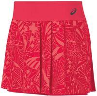 ASICS Women's Club GPX Skort Skirt - Short Color Pink Size XL