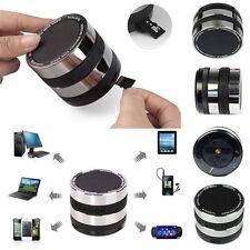 Bluetooth Mini Lautsprecher Stereo Speaker Box Mp3 FM Radio Musik Player Neu