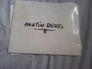 Austin Deuel Print Collection